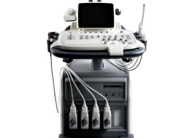 Стационарная цветная цифровая ультразвуковая диагностическая система SonoScape S40Pro