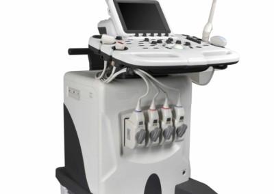 Стационарная цветная цифровая ультразвуковая  диагностическая система SonoScape S35